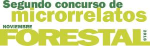logo concurso microrrelatos noviembre forestal 2018 2